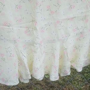 Christopher & Banks Skirts - C&B pretty skirt with flounce